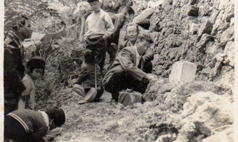 1970年上清明祭(中城)